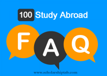 100 Study Abroad Frequently Asked Questions