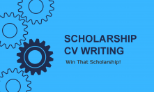 How To Write A Good Scholarship CV/Resume - Sample Scholarship CV/Resume Template