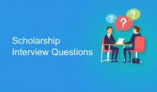 Top 40 Scholarship Interview Questions And Answers Example (PDF for Download)