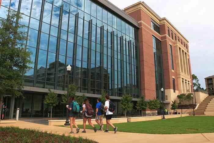 Best Online MBA - Auburn University